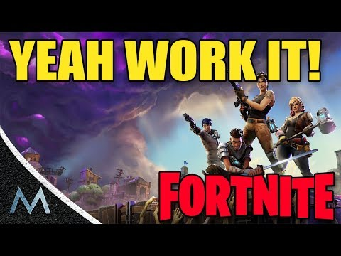 Yeah Work It Dance And Win Fortnite Moments Malaysian Team