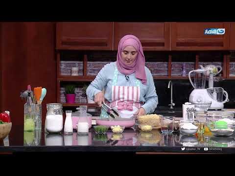 أكلة بيتى : طريقة عمل بيكاتا بالدجاج و المشروم مع الشيف مروة الشافعى
