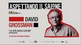 David Grossman a Torino | Aspettando il Salone