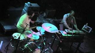 Pattern is Movement - Bird (Live)