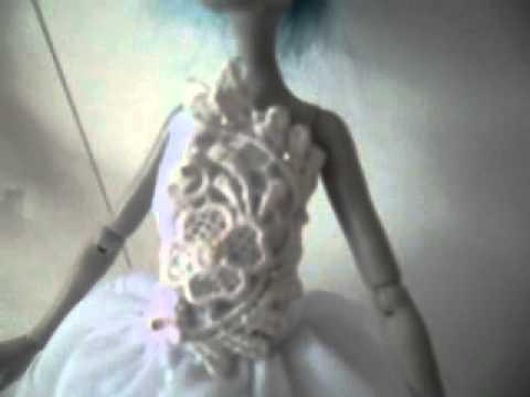 Видео Свадебные платья для Монстер Хай