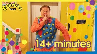 Mr Tumble's Opposites Compilation | +14 minutes