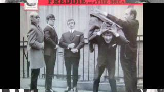 Freddie & the Dreamers - Feel so blue