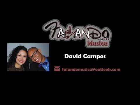 Falando Musica - David Campos e Rute Campos