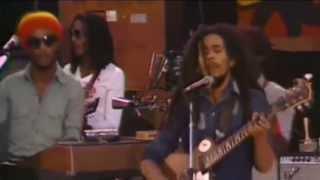 Bob Marley - Running Away / Crazy Baldhead (Live)