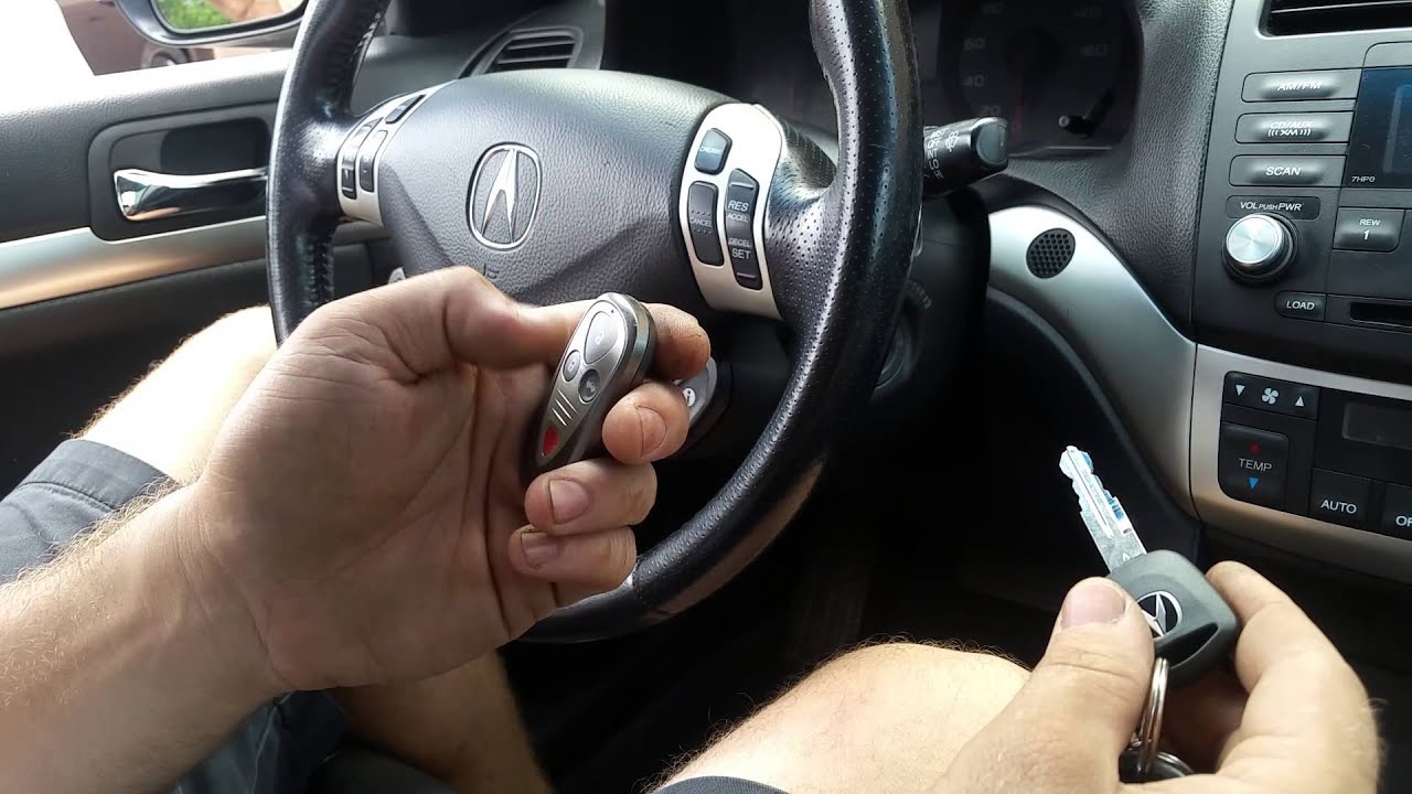how to program honda acura keyless entry remote keyfob by yourself