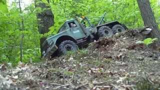 axial scx 10 6x6 kraz 255 twin motor scale drive barchem