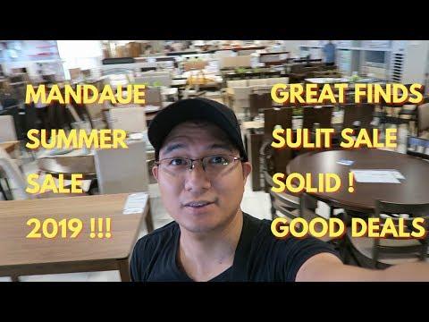 Mandaue Foam Summer Sale 2019