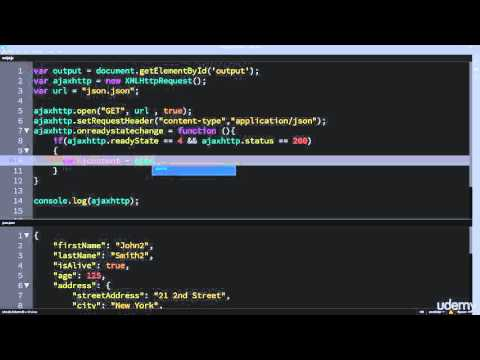 How to create json file with data || JSON Basics