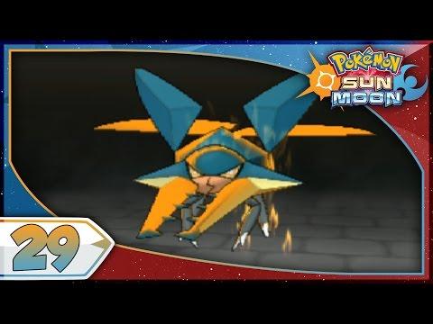 Pokémon Sun And Moon - Part 29   Sophocles