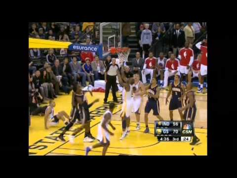 Warriors 2012-13: Game 16 vs Pacers (12-1-2012)
