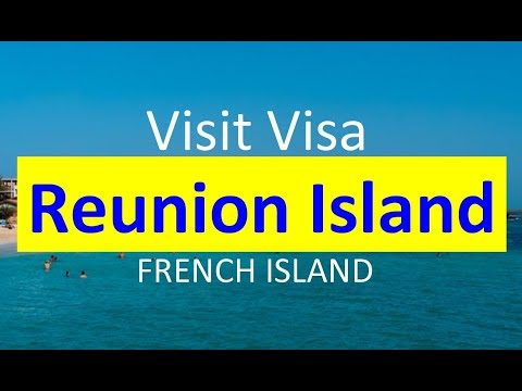 Reunion Island Visit Visa l Contact us