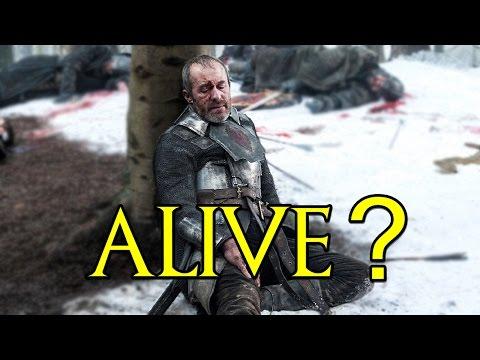 Is Stannis Baratheon Alive? | Game Of Thrones