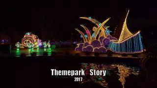 [4K] 2017 에버랜드 문라이트 퍼레이드 Full.ver (Everland Moonlight Parade)