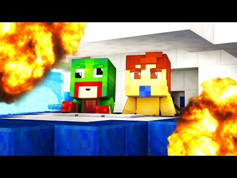 Minecraft | WHO'S YOUR DADDY? BABY FLY'S PLANE!