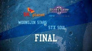 [결승전] 김명운(웅진) vs 조성호(STX) 5세트 뉴커크재개발지구 -스타크래프트2,프로리그,esportstv,Starcraft2