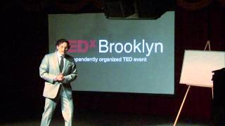 How To Write Your Novel In Under 20 minutes: Simon Van Booy at TEDxBrooklyn