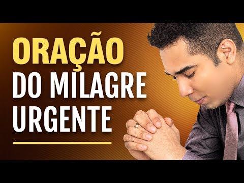 ORAÇÃO DO MILAGRE URGENTE