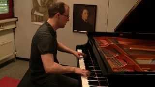Wolfgang Amadeus Mozart: Eine kleine Nachtmusik, Piano transcription
