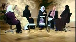 ahmadiyya womens discussion hijab and naqab persented by khalid Qadiani_clip1.flv