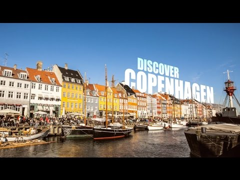 Copenhagen in 2 minutes: Discover the capital of colors