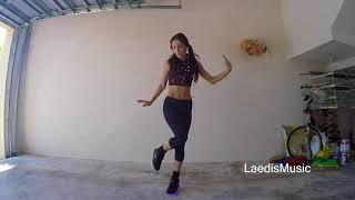 Alan Walker Faded SHUFFLE DANCE 2017 [REMAKE!] Cutting Shapes | LaedisMusic