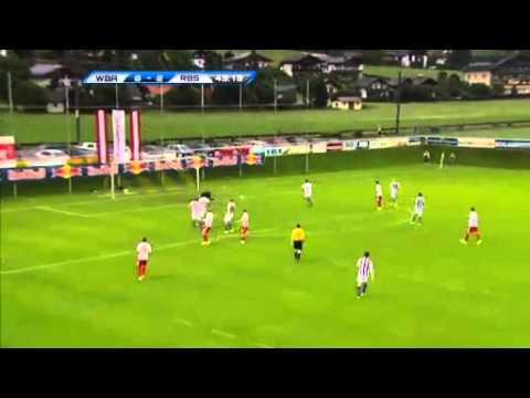 International Friendly - West Bromwich Albion vs RB Salzburg 08/07/2015 Full Match