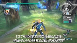 PS3「エクストルーパーズ」VRミッション(オフライン):[EX]超級訓練Lv.3