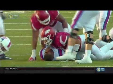 Arkansas vs. Louisiana Tech 2016