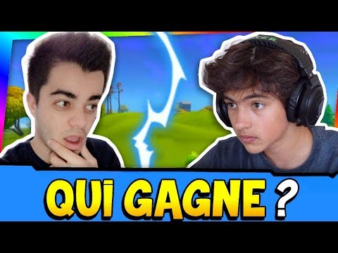 FORTNITE - QUI SERA LE PLUS FORT ENTRE INOXTAG ET KAWA ?? #BATTLEYOUTUBEUR
