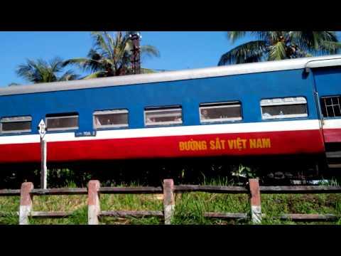 Xe lua Mi Train