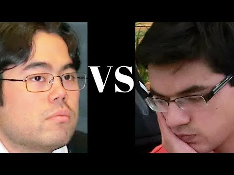 Hikaru Nakamura vs Anish Giri - Unive 2012 - Spanish Game: Berlin Defense (C67) (Chessworld.net)