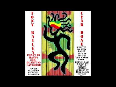 Tony Bailey Krosfyah Feat Mr Quantum- CYAN DONE (CROP OVER 2017)