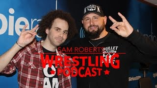 Karl Anderson on Sam Roberts Wrestling Podcast - Bullet Club, CM Punk, NJPW, WK9, etc