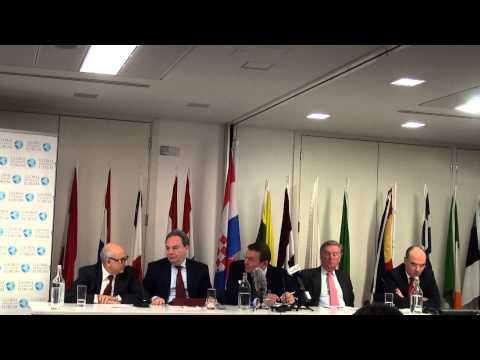 EU- Maghreb Relations Round Table - Global Diplomatic Forum ( Part 3)