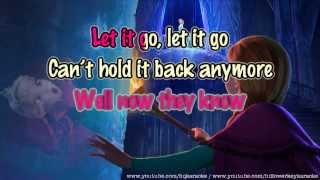Repeat youtube video Idina Menzel - Let It Go (from