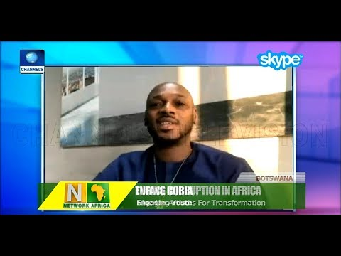 Get Involved In Anti-Corruption  Fight, Tuface Tells African Youths |Network Africa|