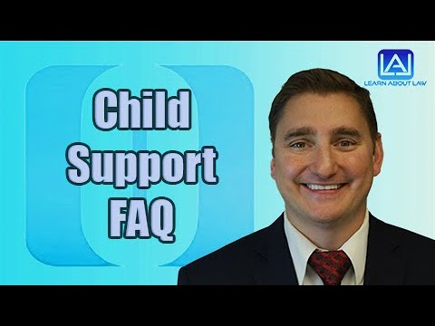 Illinois Child Support FAQ's  - Learn About Law