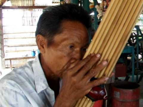 Khaen Ubon Style แคนอุบล ลายสั้น(สุดสะแนน-Sootsanaen)