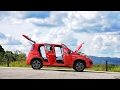 Fiat Uno Sporting Dualogic 2017 no uso com PK
