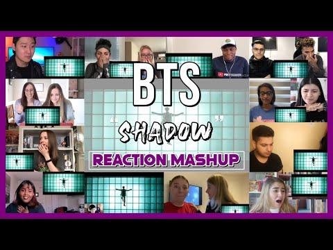 BTS (방탄소년단) MAP OF THE SOUL : 7 'Interlude : Shadow' Comeback Trailer - Reaction Mashup