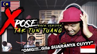 Download lagu Tak Tun Tuang Xpose REACTION By Endhy TK MP3