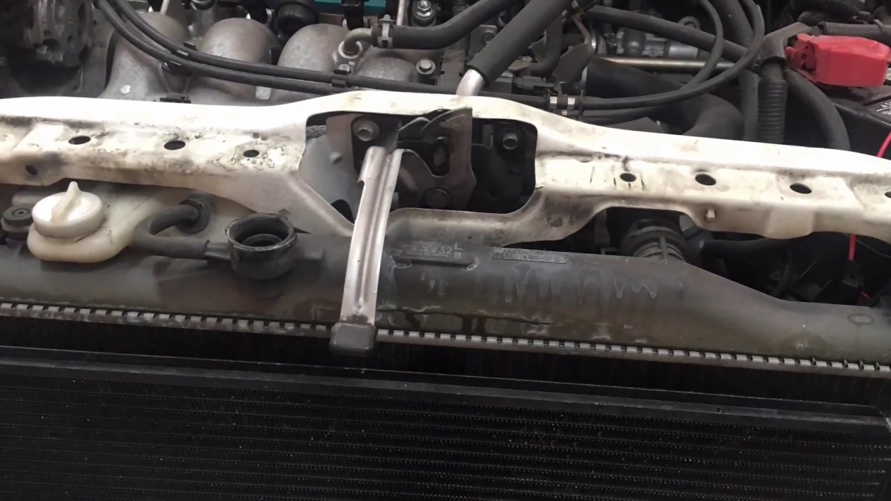 Acura RSX Radiator Blew Up YouTube - Acura rsx radiator