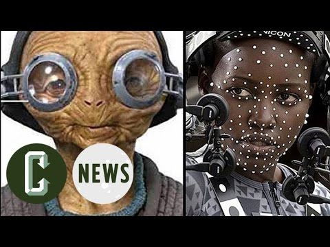 Lupita Nyong'o Hasn't Shot Her Star Wars Episode 8 Role | Collider News