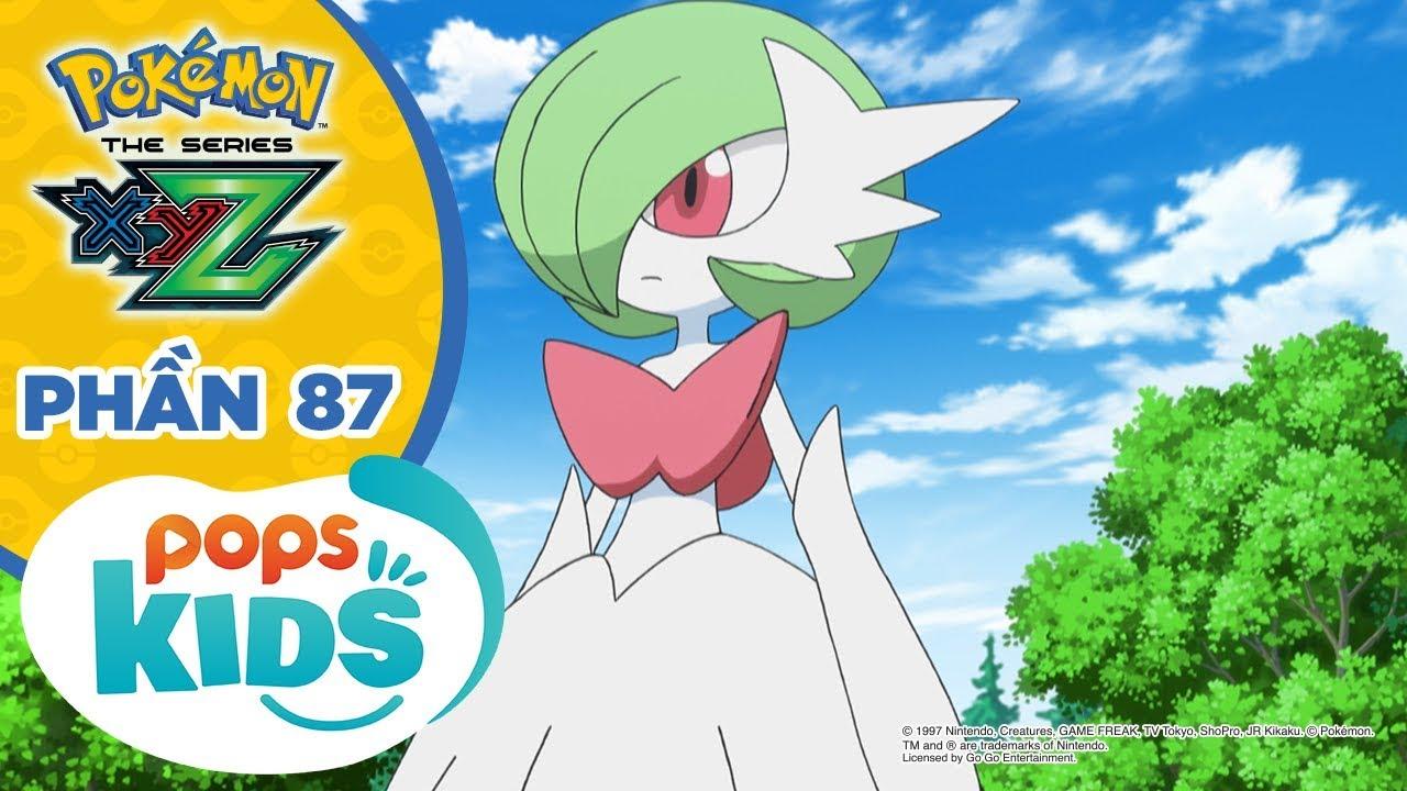 [S19 XYZ] Hoạt Hình Pokémon - Tổng Hợp Các Trận Chiến Pokémon Tại Giải Liên Đoàn KaLos Phần 87
