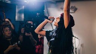 Princess Nokia -  Brujas Performed Live   Skullcandy
