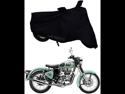 Automobiles India - Best Water-ProoF Bike Cover For All Season