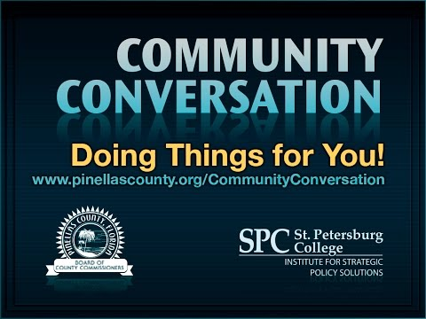 2016 Pinellas County Community Conversation
