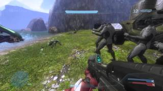 Halo Online Unrealistic Over Exaggerated Ragdoll Mod :D