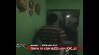 Download Video Polisi Ciduk Pelaku Penyebaran Ribuan Foto dan Video Porno Anak Sesama Jenis - Special Report 08/01 MP3 3GP MP4